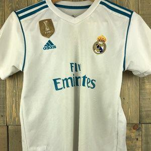 Adidas Real Madrid Cristiano Ronaldo Soccer jersey
